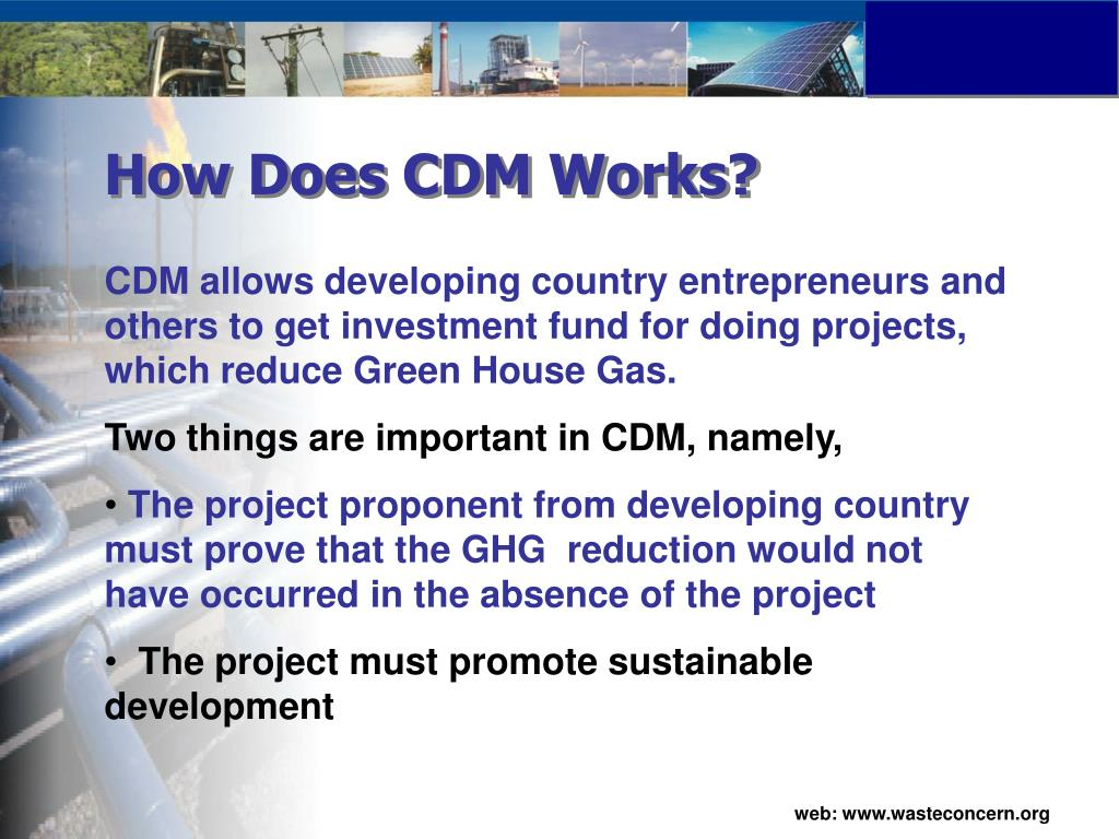 How Does CDM Works?
