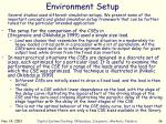 environment setup1