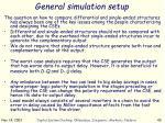 general simulation setup2