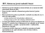 iii 1 sistem na javni rashodi i buxet