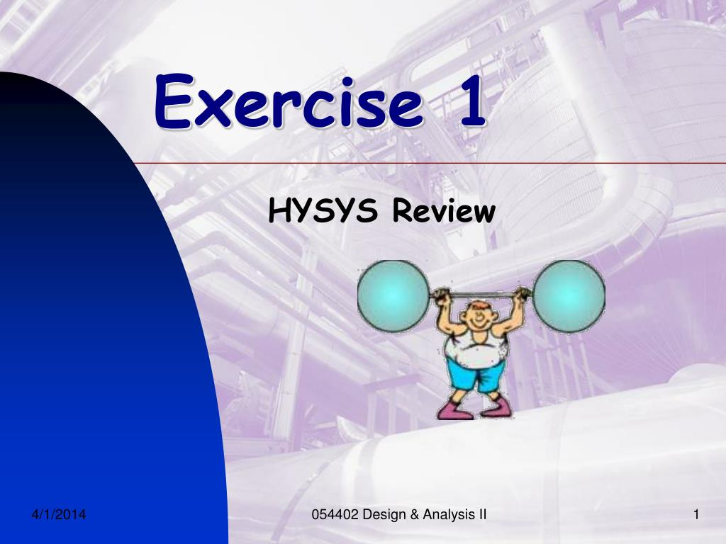 exercise 1 l.