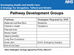 pathway development groups
