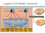 legacy ils model protocol