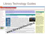 library technology guides