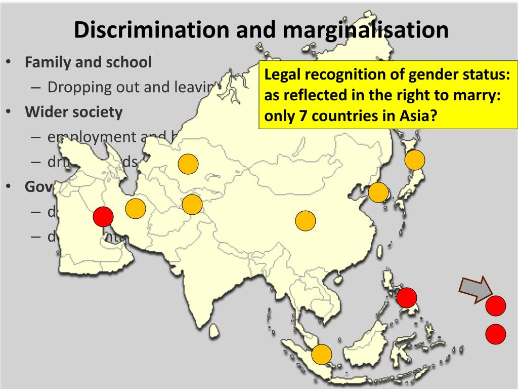 exclusion discrimination and marginalisation of women Discrimination and economic marginalisation fala preta, black women's 2 racial and economic exclusion.