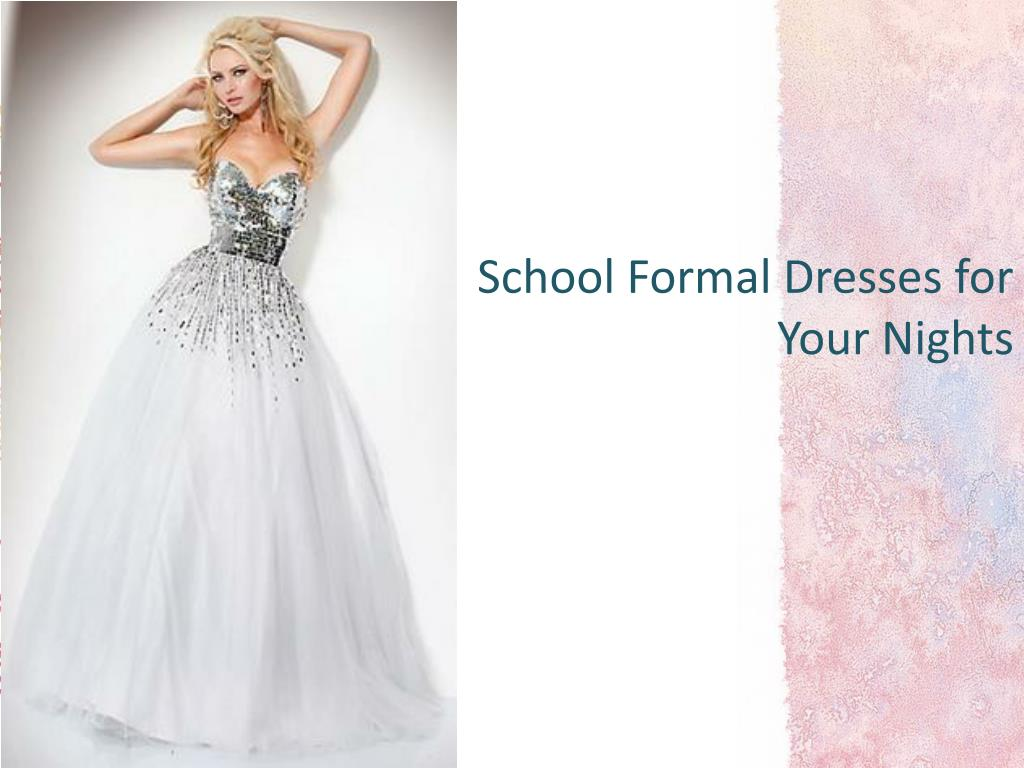 school formal dresses for your nights l.