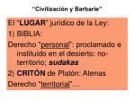 civilizaci n y barbarie