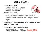 week 4 cont