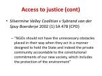 access to justice cont20