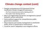 climate change context cont13