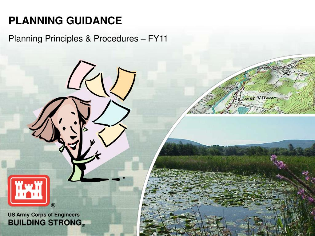 planning guidance l.