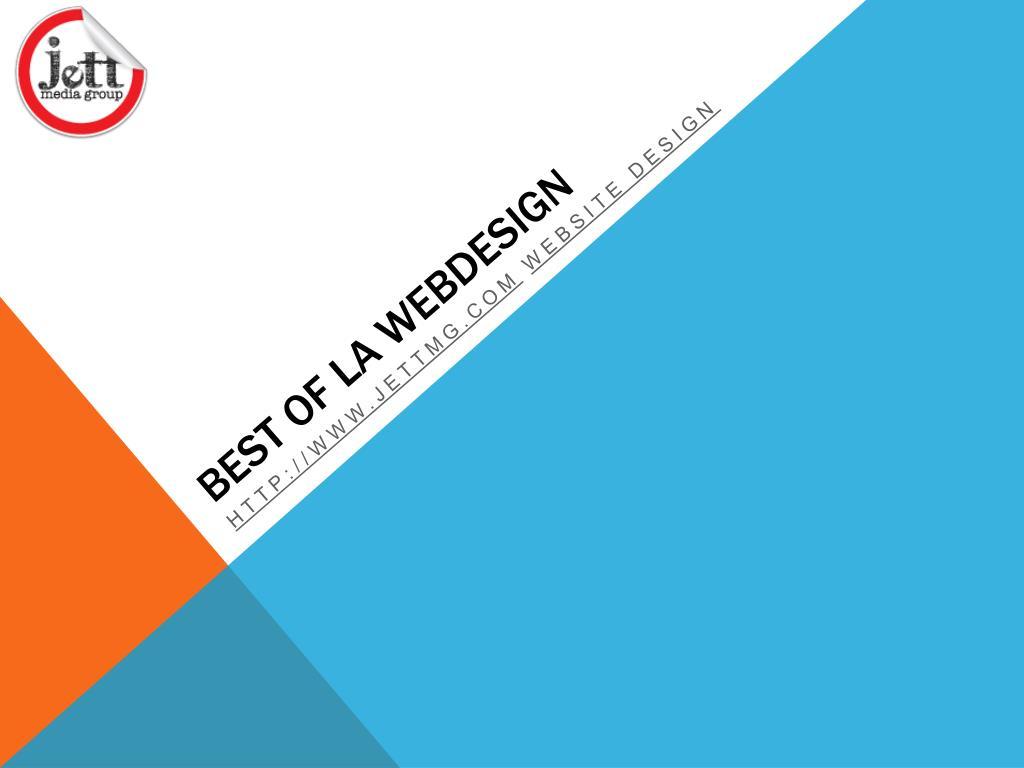 best of la webdesign l.