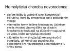 hemolytick choroba novorodenca45