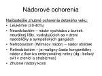 n dorov ochorenia242