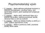 psychomotorick v vin12