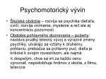 psychomotorick v vin15