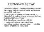 psychomotorick v vin9