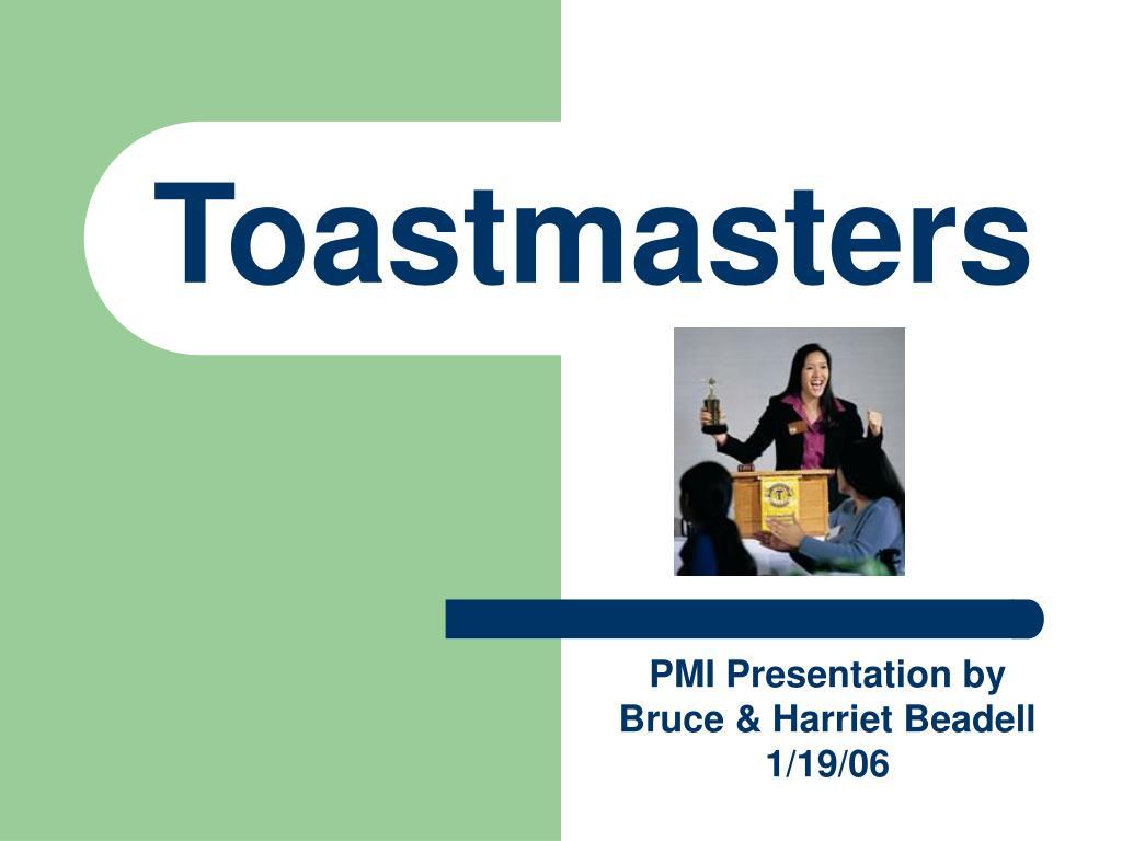 toastmasters l.