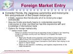 foreign market entry5