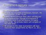 tournament venues7