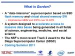 what is gordon