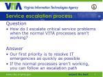service escalation process