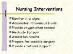 nursing interventions2