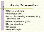 nursing interventions4