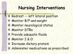 nursing interventions5