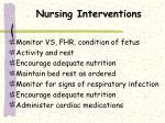 nursing interventions7