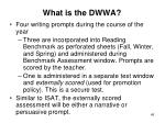 what is the dwwa