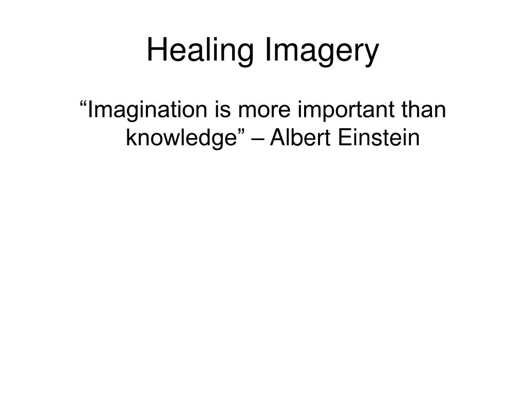 healing imagery l.