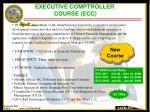 executive comptroller course ecc
