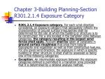 chapter 3 building planning section r301 2 1 4 exposure category37