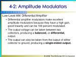 4 2 amplitude modulators19