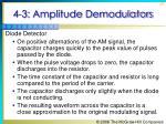 4 3 amplitude demodulators30