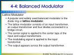 4 4 balanced modulator36