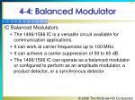 4 4 balanced modulator39
