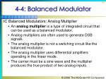 4 4 balanced modulator40