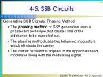 4 5 ssb circuits44