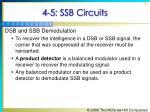4 5 ssb circuits47