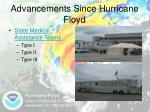 advancements since hurricane floyd7
