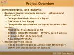 project overview7