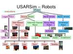 usarsim robots