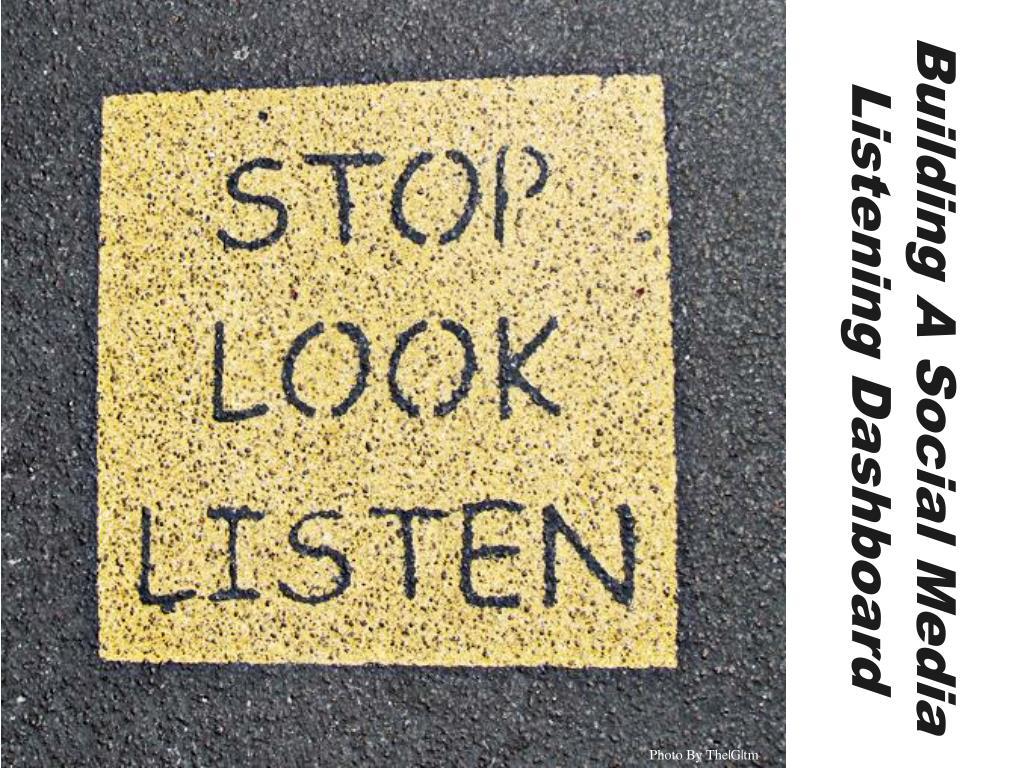 building a social media listening dashboard l.