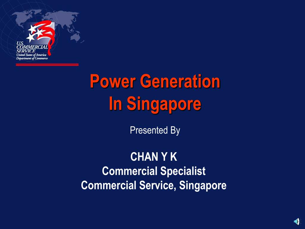 power generation in singapore l.