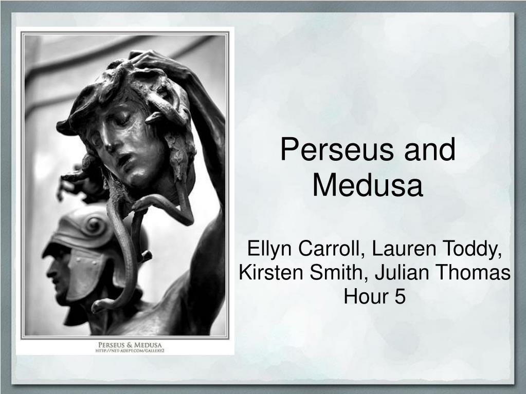 perseus and medusa l.