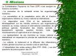 ii missions