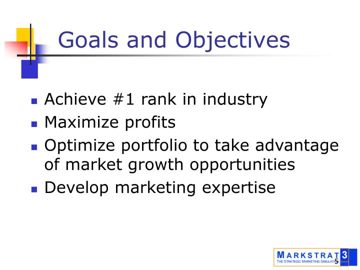 marketing strategy summary of markstrat Sundernarayanan@sternnyu a marketing strategy simulation (markstrat)  each firm (group) needs to write a one-page summary of what their strengths and.