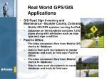 real world gps gis applications10
